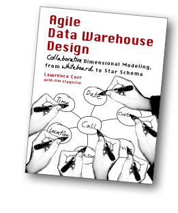 Agile Data Warehouse Design book